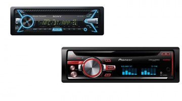 connect car stereo to smartphone nfc or bluetooth