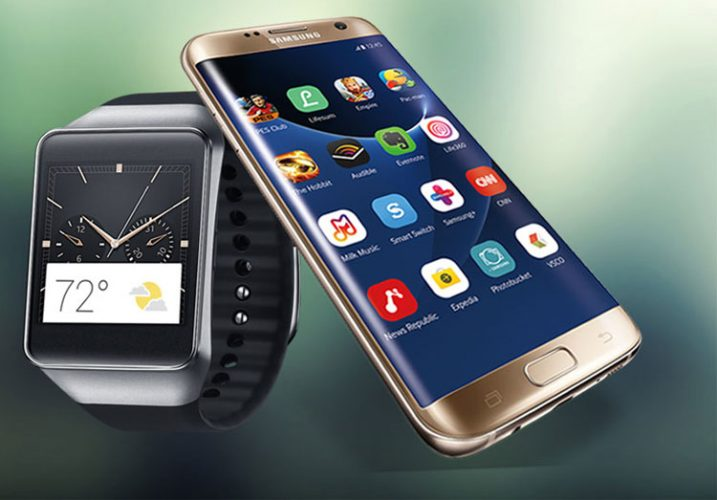 smartwatch pair with Android smartphone fast