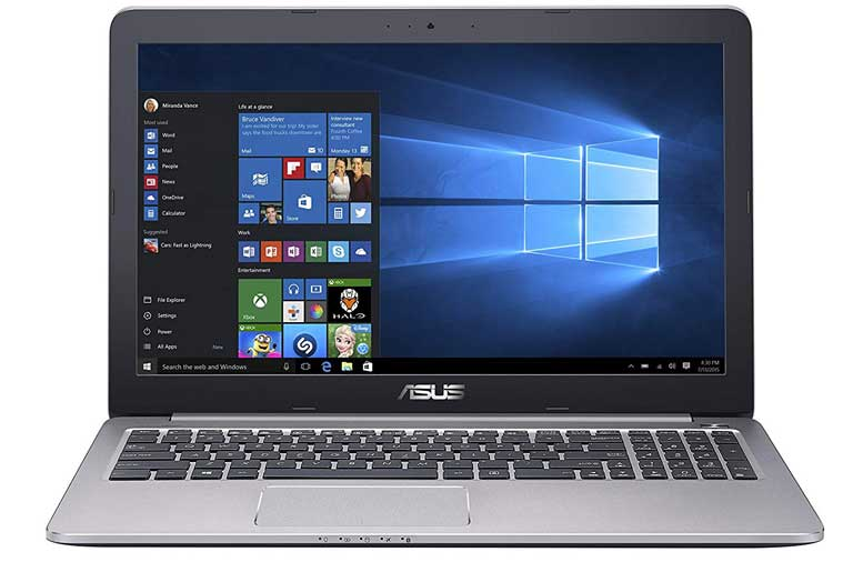 asus k501 cheap gaming laptop