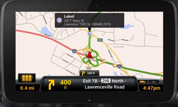 Best Truck Gps Navigation for Android | Connected Wiki