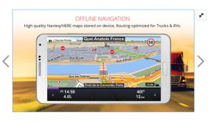 sygic truck app for android free trial