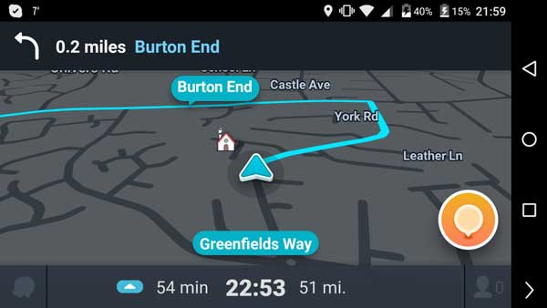 Truck Gps App >> Best Truck Gps Navigation For Android Connected Wiki