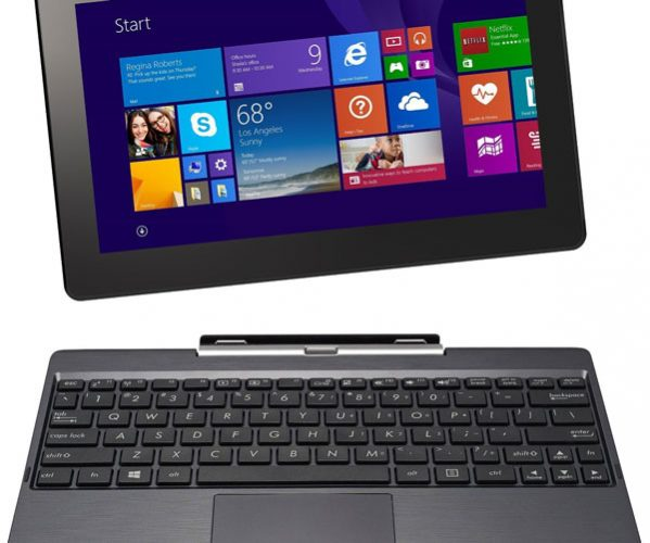 asus transformer book as the best laptop for kids