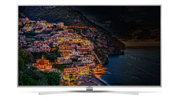 Smart TV LG 55UH7707 review
