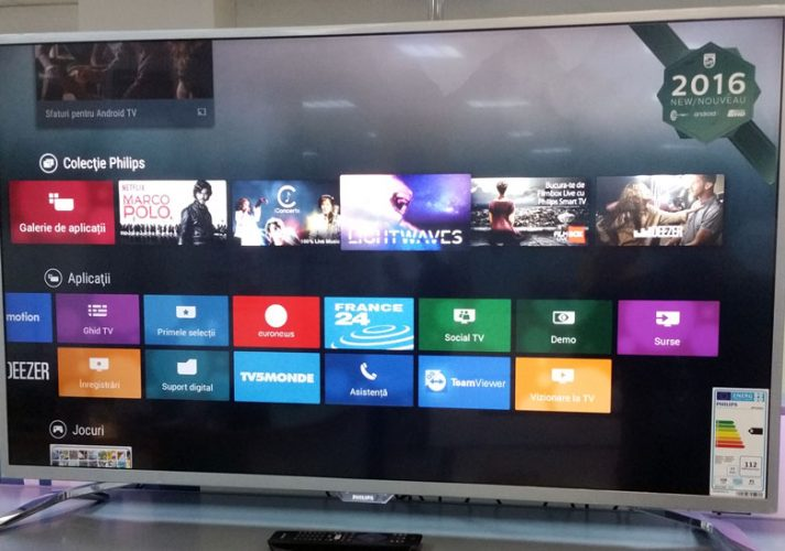 Philips Smart Tv 2016