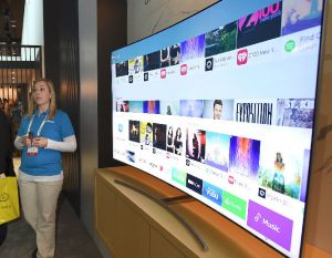 2017 new best tv oled qled from samsung