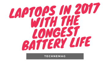 Top Laptops and Ultrabooks with the Longest Battery Life
