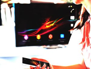 make your tv smart with smartphone mirroring