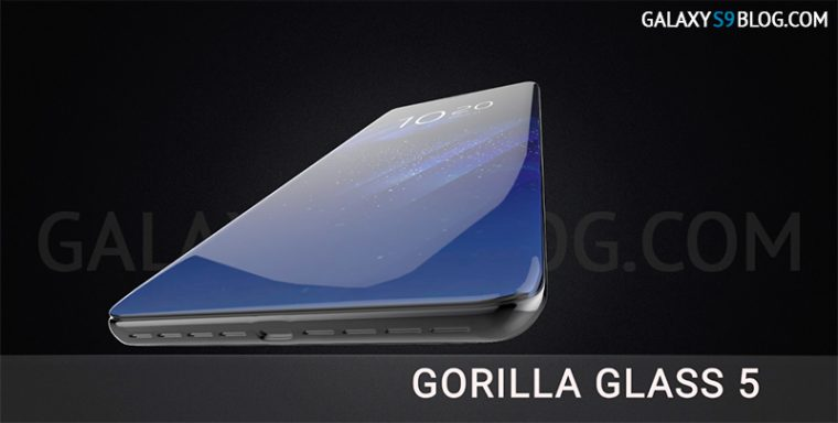 galaxy s9 gorilla glass 5