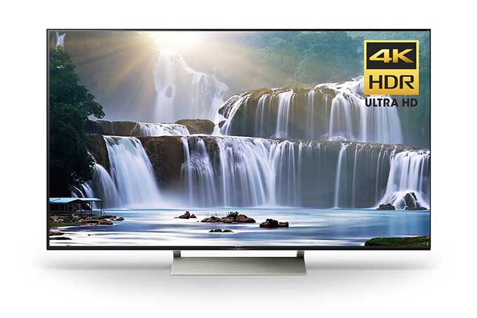 Sony 4K HDR X930E best picture settings | Connected Wiki