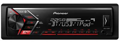 Pioneer MVH-S300BT best car player