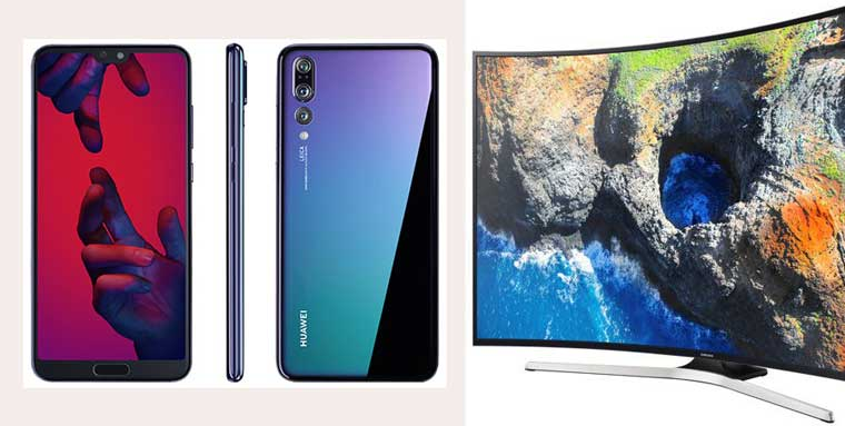 How to connect your Huawei P20 and P20 Pro to a TV