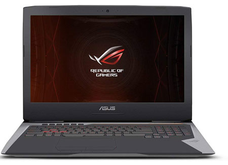 ASUS ROG G752VS OC Edition Gaming Laptop