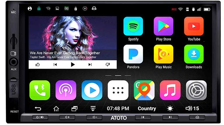 Best Car Stereos with Google Maps and Waze | Connected Wiki